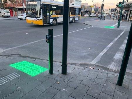 Vivacity LED Safety Tactile in Bendigo